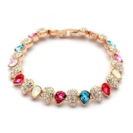 Vincento Bracelet With Swarovski Elements CB-1050