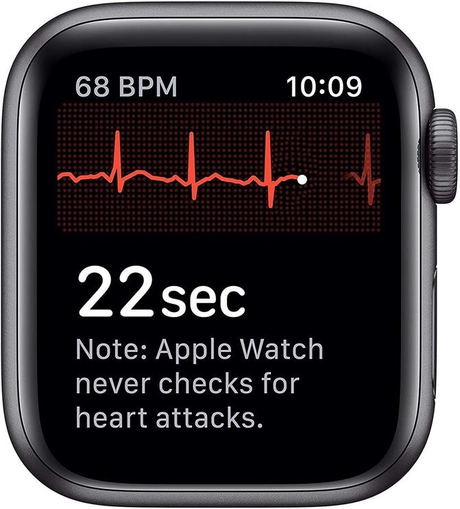 Išmanusis laikrodis Apple Watch Series 5 40mm GPS Space Grey