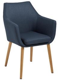 Home4you Chair Nora Dark Blue AC59329