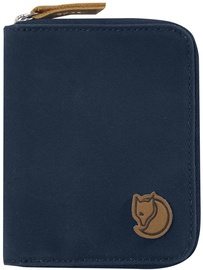 Fjall Raven Zip Wallet Dark Blue