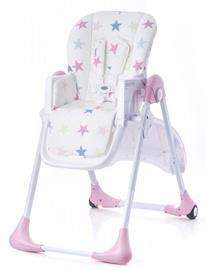 Maitinimo kėdutė Baby Tiger Kiki Pink