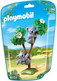 Playmobil Koala Family 6654