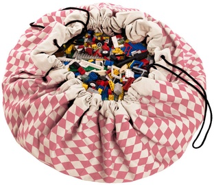 Play&Go Storage Bag Diamond Pink