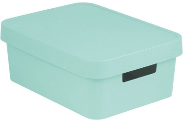 Curver Box With Lid Infinity 11L White Blue