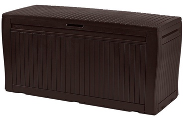 Black Red White Comfy Garden Box Brown