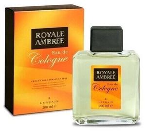Odekolons Legrain Royale Ambree EDC, 200 ml