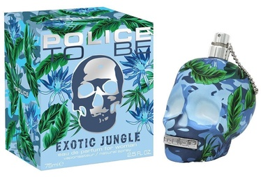 Tualetes ūdens Police To Be Exotic Jungle Man 75ml EDT