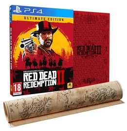 Red Dead Redemption 2 Ultimate Edition Steelbook PS4