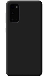Evelatus Soft Touch Back Case For Samsung Galaxy Note 20 Black