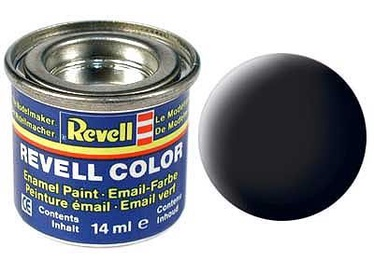 Revell Email Color 14ml Matt RAL 9011 Black 32108