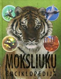 Knyga Moksliukų enciklopedija