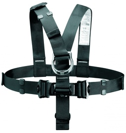 Petzl Chester Chest Harness Black