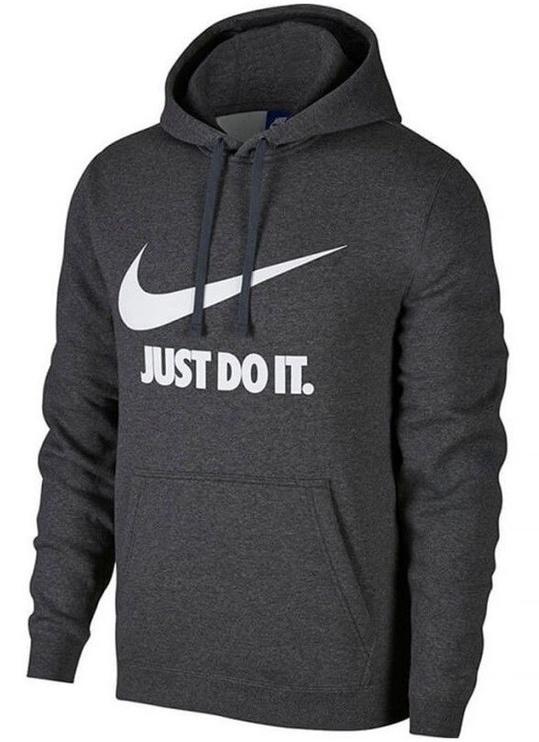 Nike M Hoodie PO JDI 886496 071 Grey 2XL
