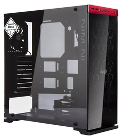 In Win 805 Mid Tower Red 805CRED