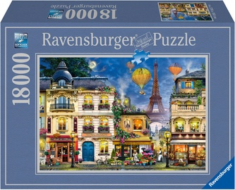 Ravensburger Puzzle Evening Walk In Paris 18000pcs 178292