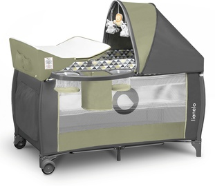 Детская кроватка Lionelo Sven Plus Olive Green
