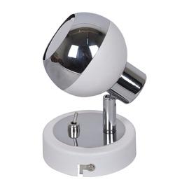 Kryptinis šviestuvas Domoletti Emilia AS-9537-01-7600, 50W, GU10