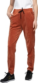 Audimas Cotton Velour Sweatpants Auburn 160/M