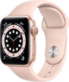 Умные часы Apple Watch Series 6 GPS 40mm Aluminum, золотой