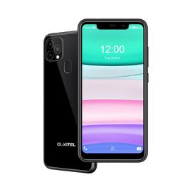 Мобильный телефон Oukitel C22, черный, 4GB/128GB