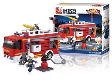 Konstruktor Sluban Fire, Tuletõrjeauto