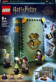 Конструктор LEGO Harry Potter Учёба в Хогвартсе: Урок зельеварения 76383, 271 шт.