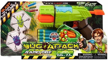 Rotaļlietu ierocis Zuru X-Shot Bug Attack Rapid Fire 4801