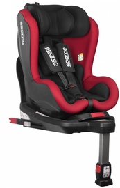 Sparco Car seat SK500i Black Red