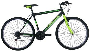 "Dviratis Frejus 26"" MTB Black Green"