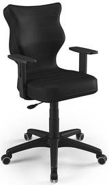 Kontoritool Entelo Office Chair Duo, must