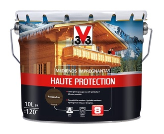 Impregnants Haute Protection, 10l, palisandrs