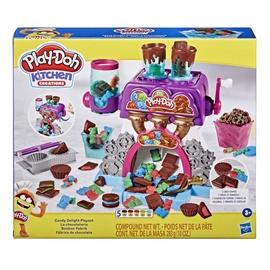 Žaislinis modelinas PlayDoh E9844 Saldainiai