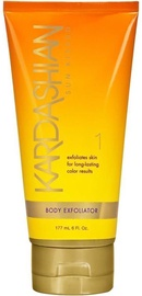 Kardashian Sun Kissed Body Exfoliator 177ml
