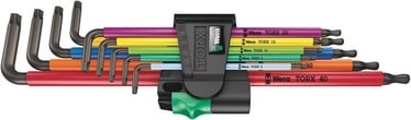 Wera Angle Key Set 967/9 TX XL 9Pcs