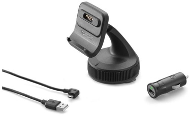 TomTom Car GPS ACC Mount Click And Go Black