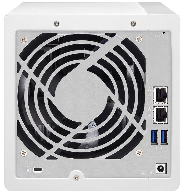 QNAP Systems TS-431P2-1G 4-Bay NAS 24TB