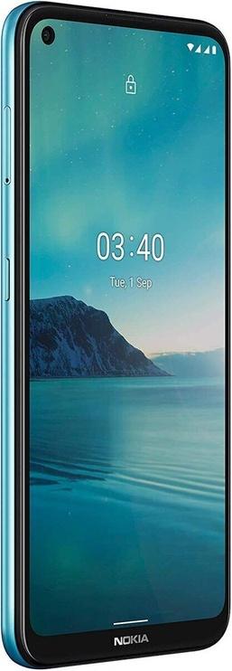Mobilusis telefonas Nokia 3.4, mėlynas, 3GB/64GB