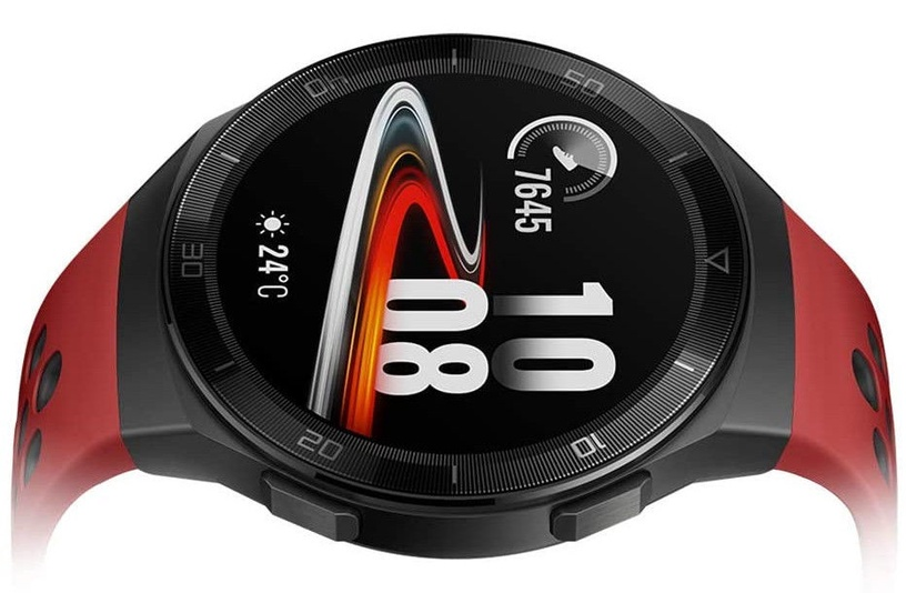 Išmanusis laikrodis Huawei Watch GT 2e Lava Red