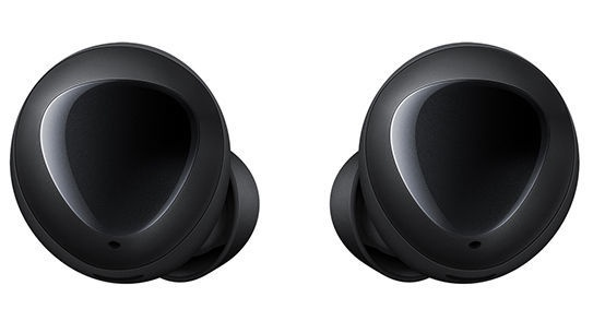 Ausinės Samsung Buds SM-R170 Black, belaidės