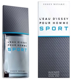 Tualetes ūdens Issey Miyake L´Eau D´Issey Sport 100ml EDT