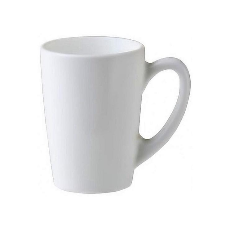Tass Luminarc New Morning Mug White 32cl
