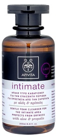 Apivita Intimate Gentle Foam Cleanser For The Intimate Area 200ml
