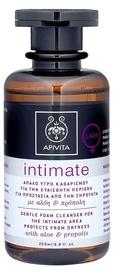 Apivita Intimate Gentle Foam Cleanser For The Intimate Area 200ml