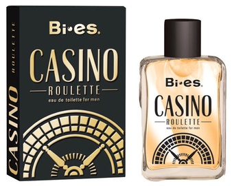 Tualetes ūdens BI-ES Casino Roulette 100ml EDT