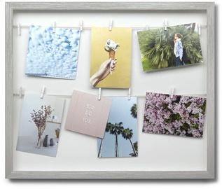 Umbra Clothes Line Photo Frame Grey