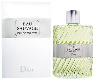 Туалетная вода Christian Dior Eau Sauvage 100ml EDT