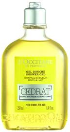 L´Occitane Cedrat Shower Gel 250ml