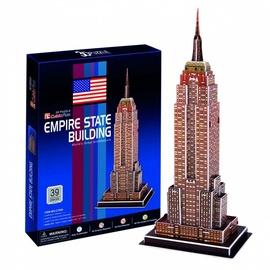 3D puzle Cubicfun Empire State Building 3D, 39 gab.