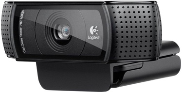 Logitech HD Webcam C920 BLACK