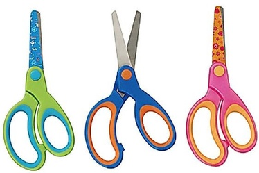 Herlitz Left Handed Craft Scissors Round Assortment 10897163